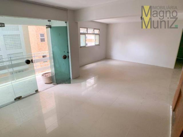 Apartamento com 3 suítes para alugar, 200 m² por R$ 1.700/mês - Dionisio Torres - Fortalez - Foto 9
