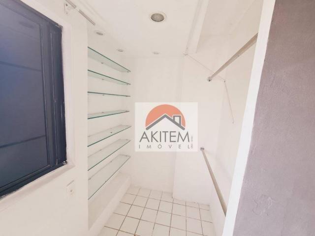 Apartamento com 1 quarto à venda, 40 m² por R$ 149.990 - Rio Doce - Olinda/PE - Foto 14