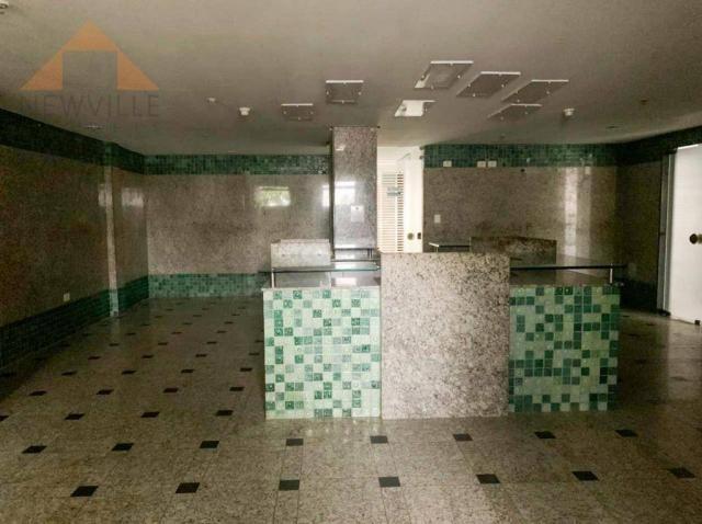Andar Corporativo para alugar, 250 m² por R$ 9.500/mês - Ilha do Leite - Recife - Foto 3