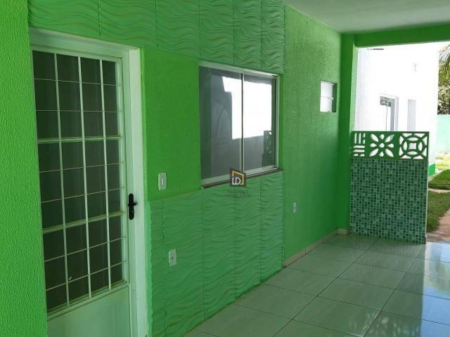 Casa com 2 dormitórios à venda, 91 m² por R$ 195.000 - São Simão - Várzea Grande/MT - Foto 2