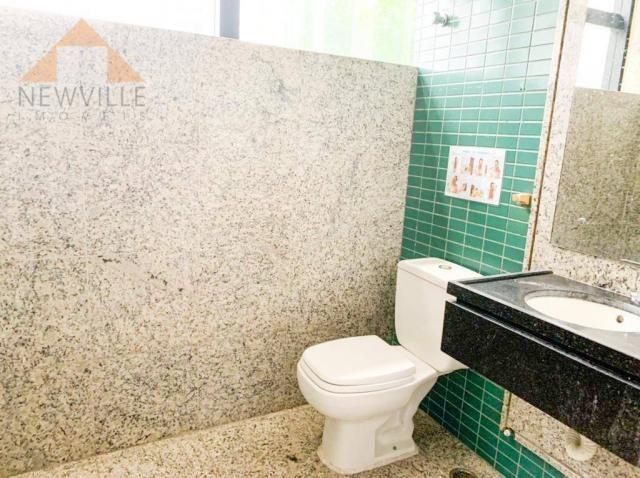 Andar Corporativo para alugar, 250 m² por R$ 9.500/mês - Ilha do Leite - Recife - Foto 9