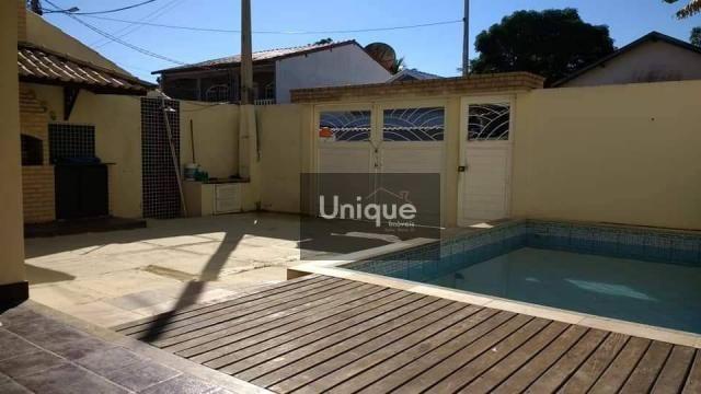 Casa com 3 dormitórios à venda, 115 m² por R$ 550.000 - Centro - São Pedro da Aldeia/Rio d - Foto 2