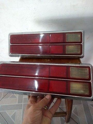 Vende-se lanternas corcel 1   250 reais - Foto 3