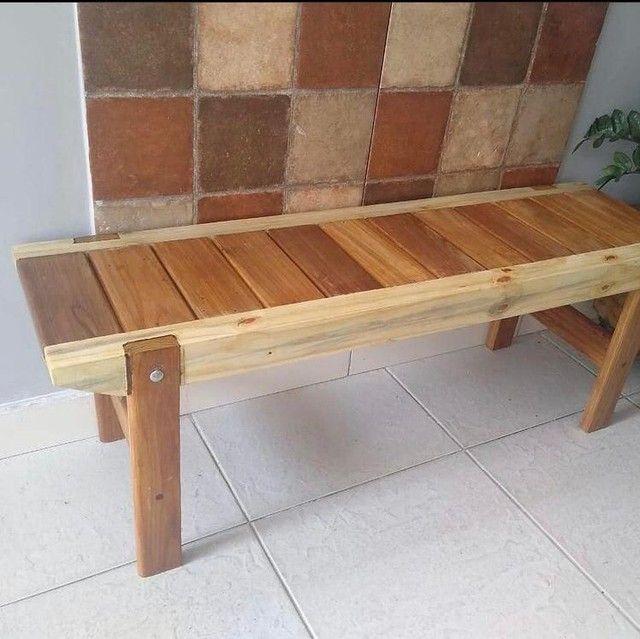 Palet e madeira rústicas  - Foto 5