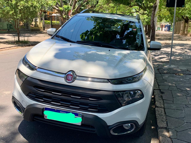 FIAT TORO FREEDOM - Modelo 2020 - Capota Rígida. - Foto 3