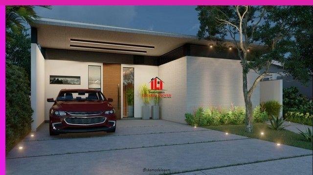 Condomínio residencial Passaredo Ponta Negra Casa térrea com 3 Su - Foto 4