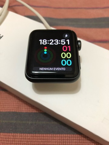 Vendo Apple Watch série 3 - impecável  - Foto 3