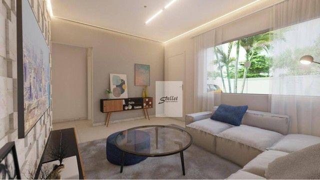 Excelente casa linear com 3 dormitórios à venda, 70 m² por R$ 310.000 - Enseada das Gaivot - Foto 17