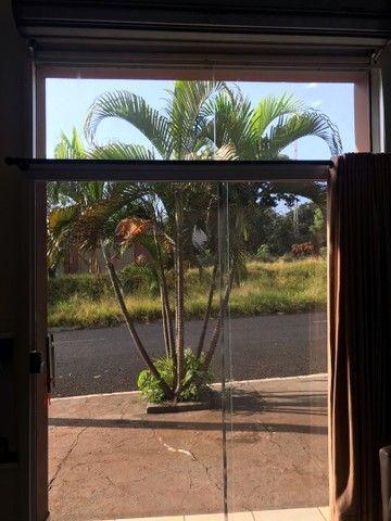 Porta de vidro novinha  - Foto 2