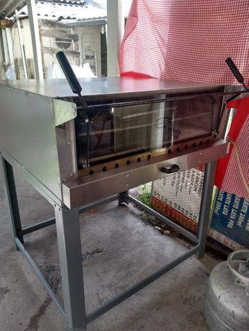 Forno Industrial Cristal Aço