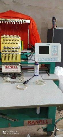 Bordado industrial Ranell dahao - Foto 3