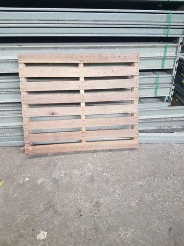 Pallet de madeira - Usado - Foto 3