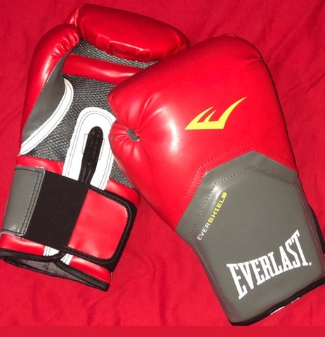 Luva de boxe Everlast - NOVA  - Foto 3