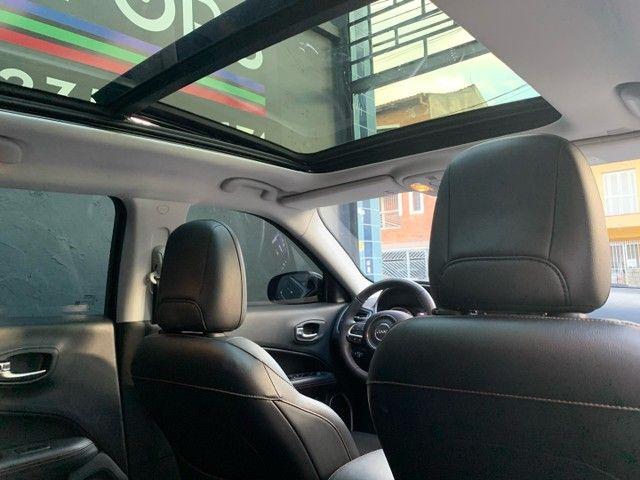 Jeep Compass 2.0 Flex Limited Automático 2019 Teto Solar - Foto 2