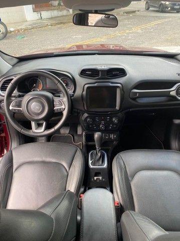 Vendo Jeep Renegade Longitude 2019 1.8 Flex Automático 6 marchas (Carro Extra) - Foto 12