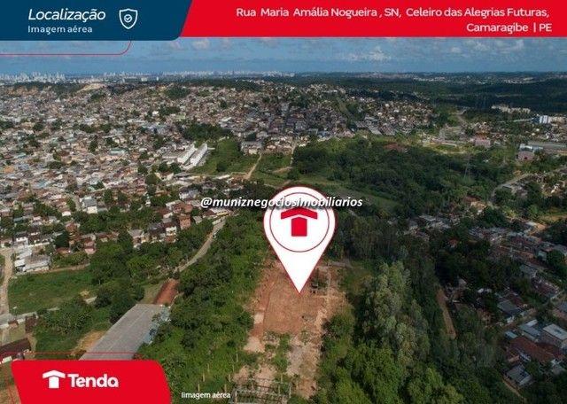 WR Vendo apartamento de 2 quartos perto da estação de Camaragibe - Foto 4