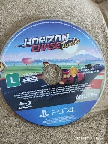 Horizon Chase turbo mídia física usado  - Foto 3