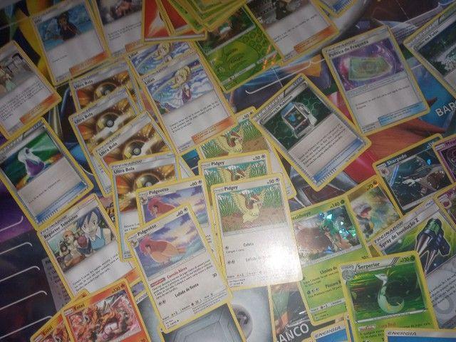 400+ cartas pokemon 3 ultra raras é ainda mais!!! - Foto 6