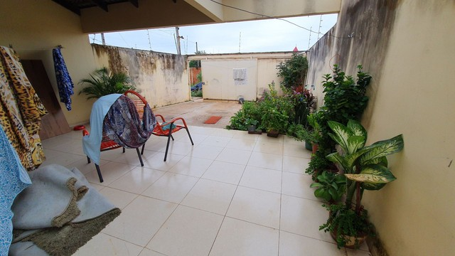 Casa 2/4 01 St R SF 07 St Fé 50mil o Agio Parc 800Ac carro Airton  - Foto 10
