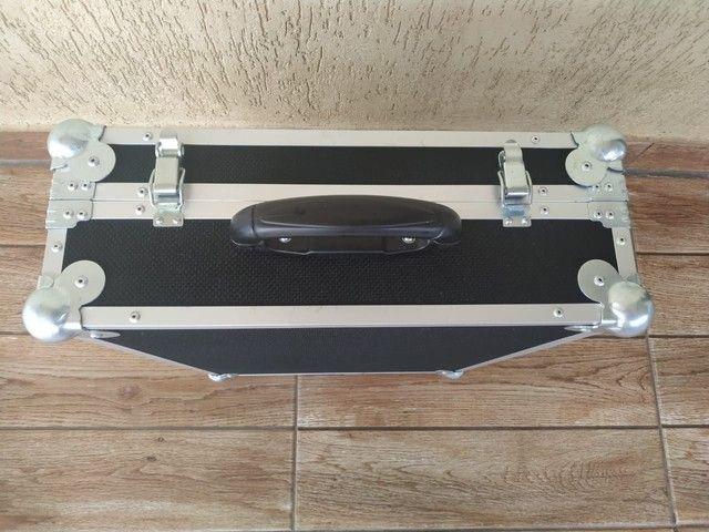 Fabrico case para audio,mesa de som,cdj,mixer,controladora,ddj,pipneer,dj - Foto 4