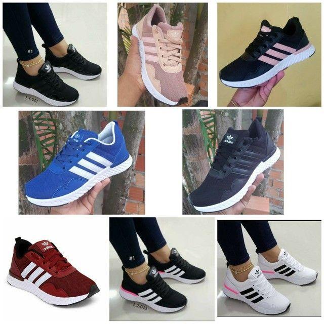 Vendo tênis nike e adidas esportivo ( 120 com entrega) - Foto 2