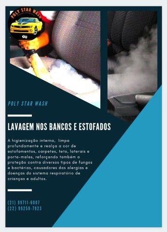 Estética Automotiva POLY Star Wash atendimento agendado em Iguaba Grande - Foto 5