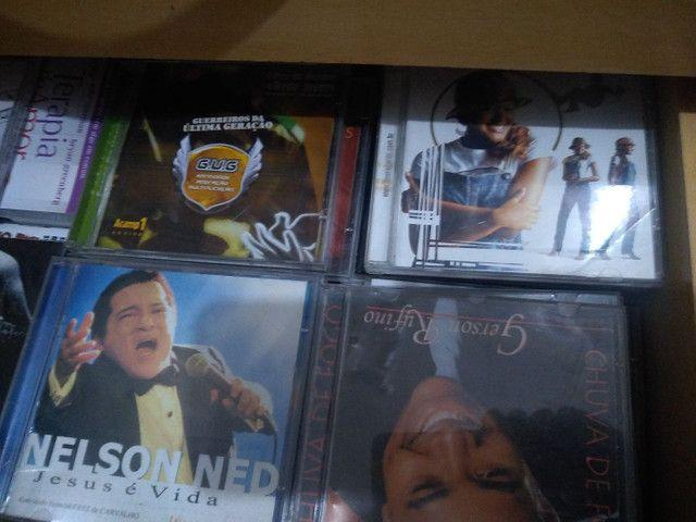 Vendo cds originais gospel250