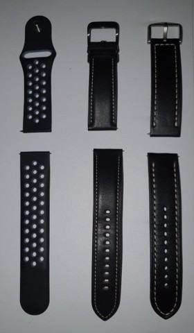 Smartwatch Samsung Galaxy Watch3 Preto 45mm LTE - Foto 2
