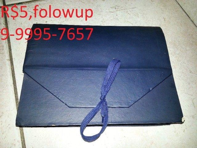 Arquivos de mesa tipo folow-up usados em bom estado - Foto 3