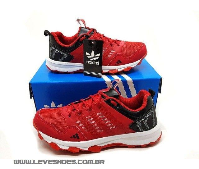 Tênis Adidas kanadia TR7 Barato - Foto 3