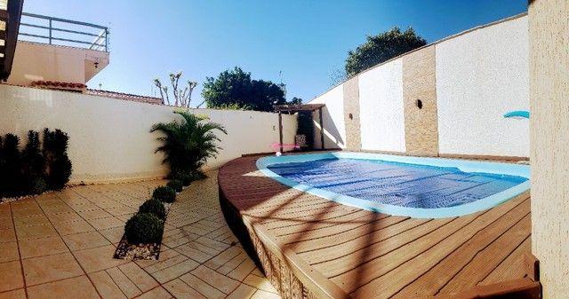 Maravilhoso sobrado no Tropical com piscina para locação!!! - Foto 20