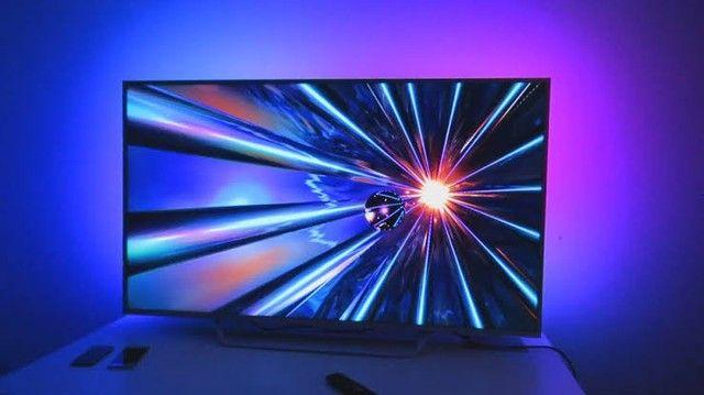 TV PHILIPS 3D AMBILIGHT 48 POLEGADAS - Foto 2