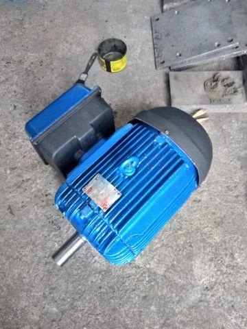 Motor elétrico monofásico - Foto 2