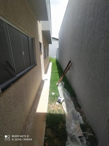 Casa de 3/4 c suite no buriti sereno - Foto 17