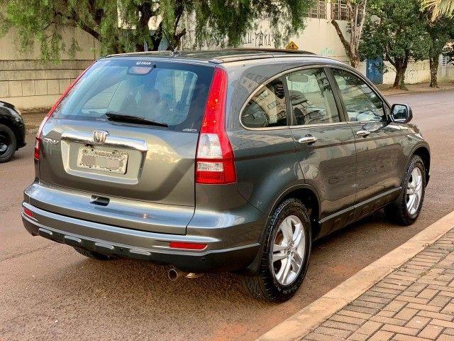 Honda CR-V Exl Awd 2011 - Única Dona - Foto 3
