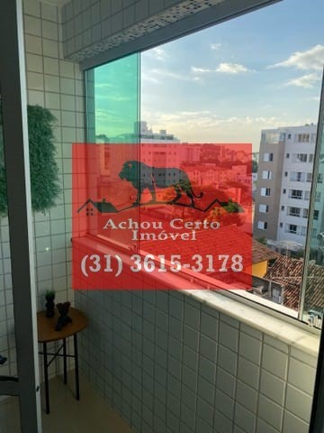 Apartamento com 3 Quartos Bairro Santa Rosa/Pampulha - Foto 2