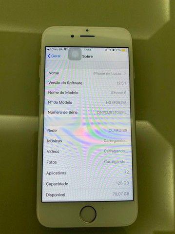 Iphone 6 128GB - Foto 3