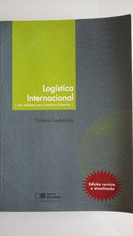 Logística internacional - imperdível
