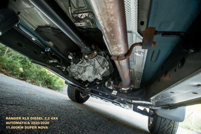 Ford Ranger 2.2 XLS 4x4 Diesel Auto 2020/2020 - Foto 5