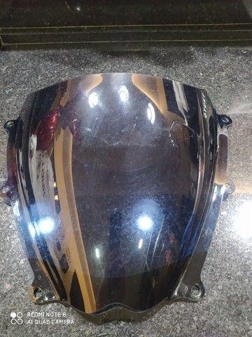 Bolha fumê Suzuki srad 1000 - Foto 7