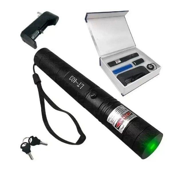 Caneta Laser Para Reuniões Estudos Apresentações LT-403 - Foto 2