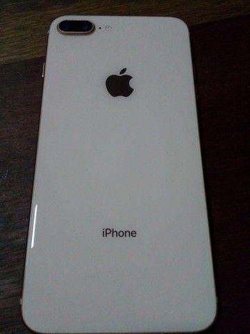 iPhone 8 Plus 256GB Rosê Gold