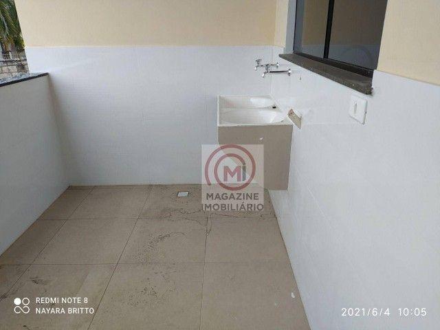 Apartamento com 3 dormitórios à venda, 92 m² por R$ 360.000,00 - Centro - Porto Seguro/BA - Foto 2