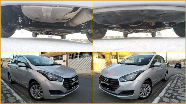 HB20 Hatch 1.0 Ipva 21 pago Aceito Carta de Credito Vend/Troco- Ler Anuncio c Atenção - Foto 14