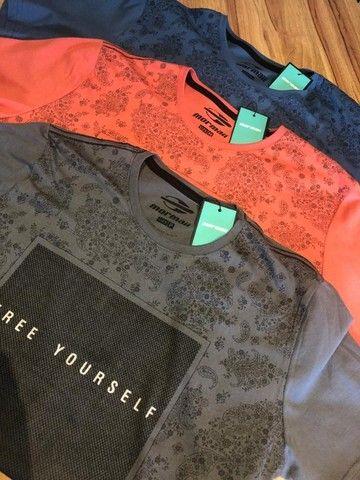 Camiseta Masculina Original Mormaii 100% algodão Presente dia dos Pais - Foto 5