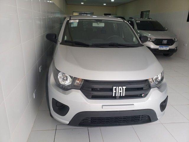 Fiat Mobi Like ON  0K!!