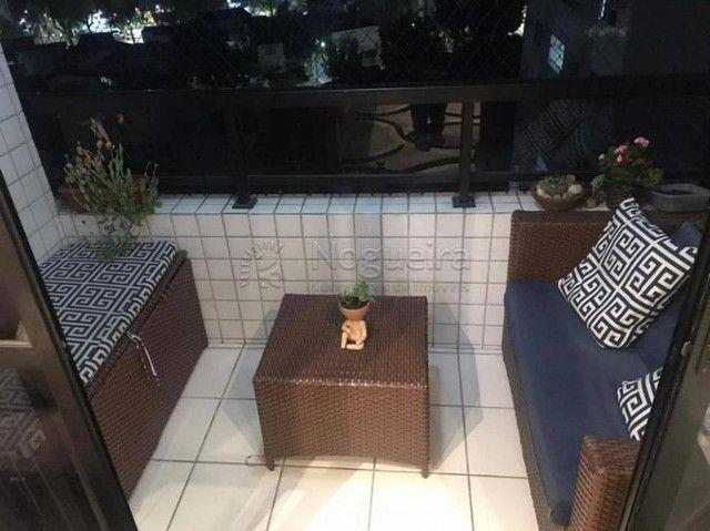 Apartamento para venda tem 75 metros quadrados com 3 quartos em Aflitos - Recife - PE - Foto 13