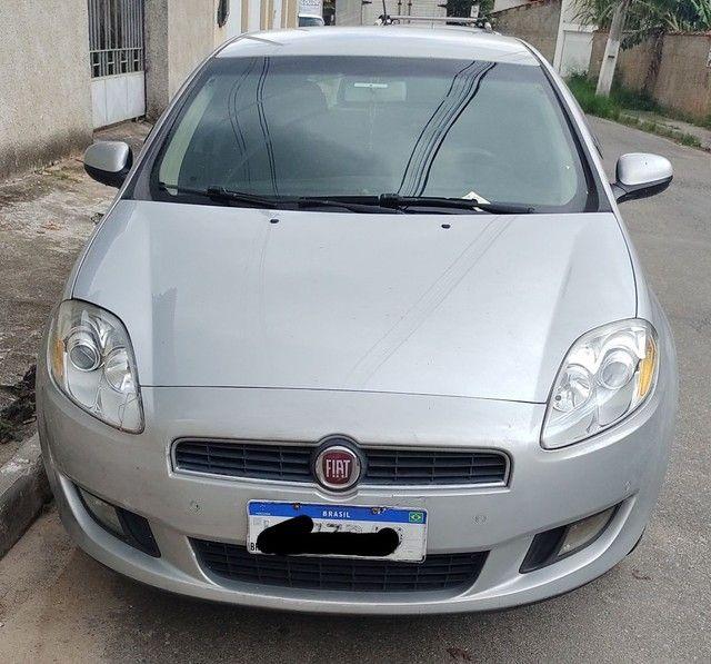 Vendo Fiat Bravo essence 1.8 etorq 2011 Manual GNV 5a geração. - Foto 4