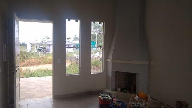 Alugo linda  casa de 02 quartos em são vicente do sul-RGS