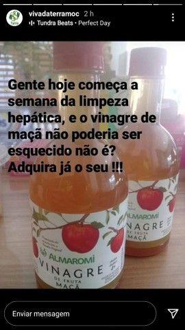 Vinagre de maçã orgânico  - Foto 2